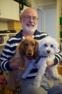 Doug and dogs